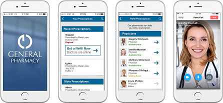 See a Doctor From a Pharmacy App