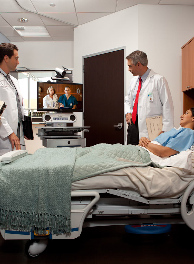 Acute Care Telemedicine Expands Reach & Quality