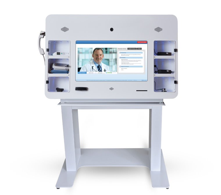 American Well K30 Console Kiosk