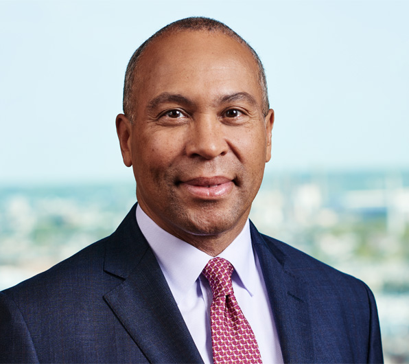 The Honorable Deval Patrick