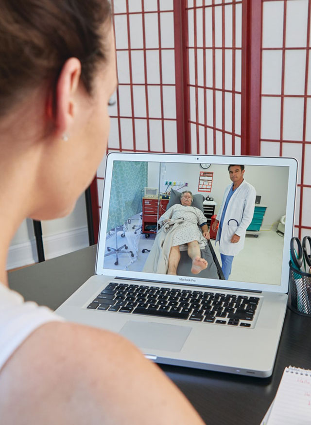 Telestroke Eliminates Distance Barriers & Improves Outcomes